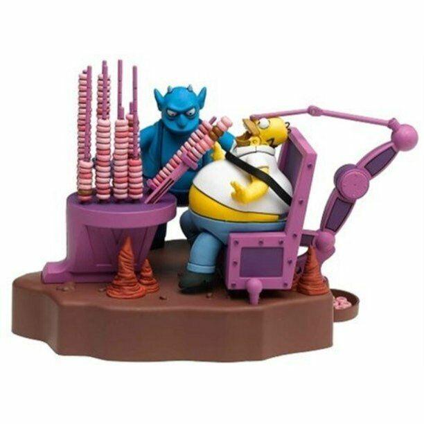 NEW The Simpsons Ironic Punishment Treehouse of Horror #1F04 Boxed Set 2006