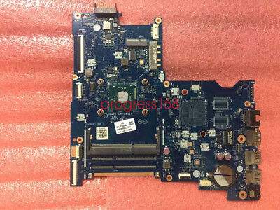 LA-C811P For HP 15-AC laptop motherboard 816812-501 Intel CPU N3700 100/% tested