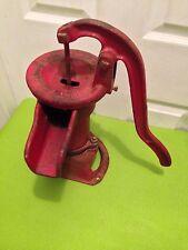 Vintage Antique Cast Iron Lancaster PA Pumps Pump Handle Well Water Hand Pump