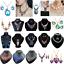 Fashion-Charm-Jewelry-Pendant-Chain-Crystal-Choker-Chunky-Statement-Bib-Necklace thumbnail 1