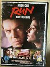 Christopher McDonald MINUIT RUN FOR VOTRE VIE ~ 1994 Sequel GB DVD