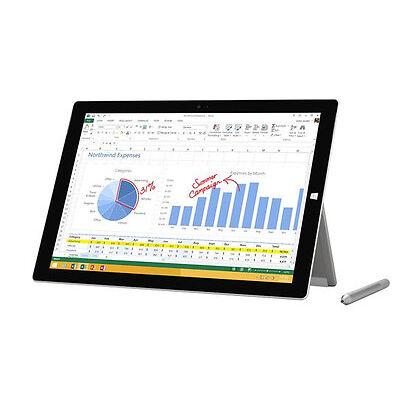 Microsoft Surface Pro 3, Core i5, 8GB, 256GB, Windows 10 Pro, QWERTZ
