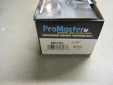 ProMaster MD702-M7576 Metallic Disc Brake Pads MD702