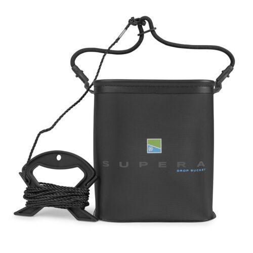 P0130082 Secchio in EVA Preston Supera Drop Bucket Accessori Pesca Pastura  CSP