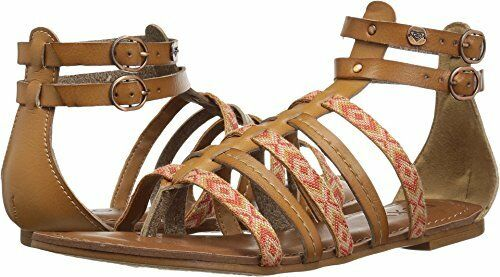 Pick SZ//Color. Roxy Womens Emilia Strappy Gladiator Sandal