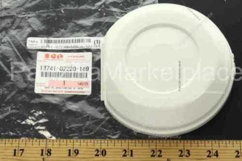Suzuki 13741-02220-189 CAP  AIR CLEANE