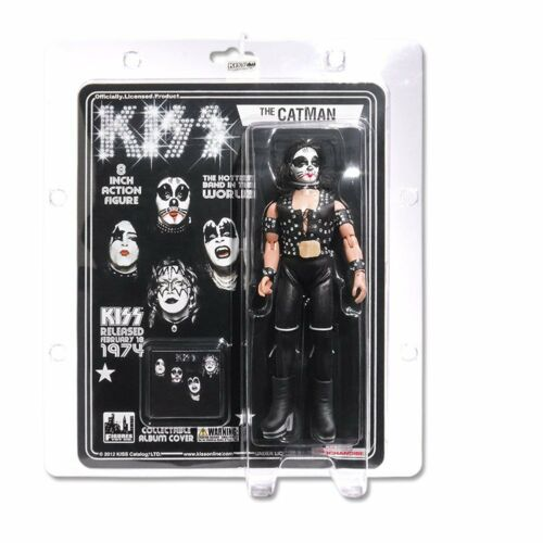 KISS 8 Inch Retro Style Action Figures Series Two: The Catman