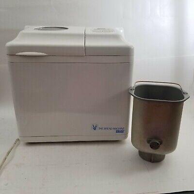 Welbilt Bread Maker Machine Model ABM4100T-2 1-2 LB Loaf Capacity | eBay