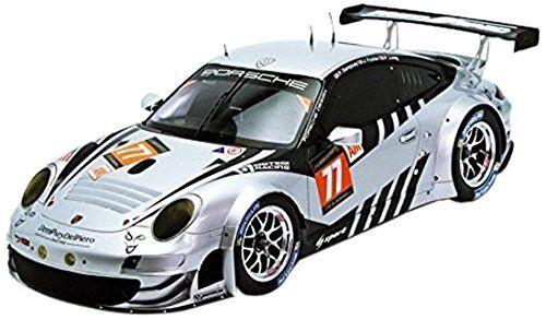 Porsche 911 Gt3  77 29th Lm 2013 Dempsey   Foster   Long 1 18 Model SPARK MODEL