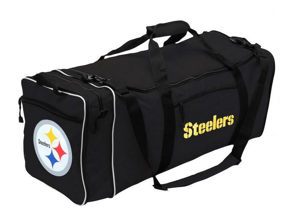 Pittsburgh Steelers Sporttasche Erwachsenen Adult Team Bag,NFL Football