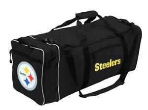Pittsburgh-Steelers-Sporttasche-Erwachsenen-Adult-Team-Bag-NFL-Football