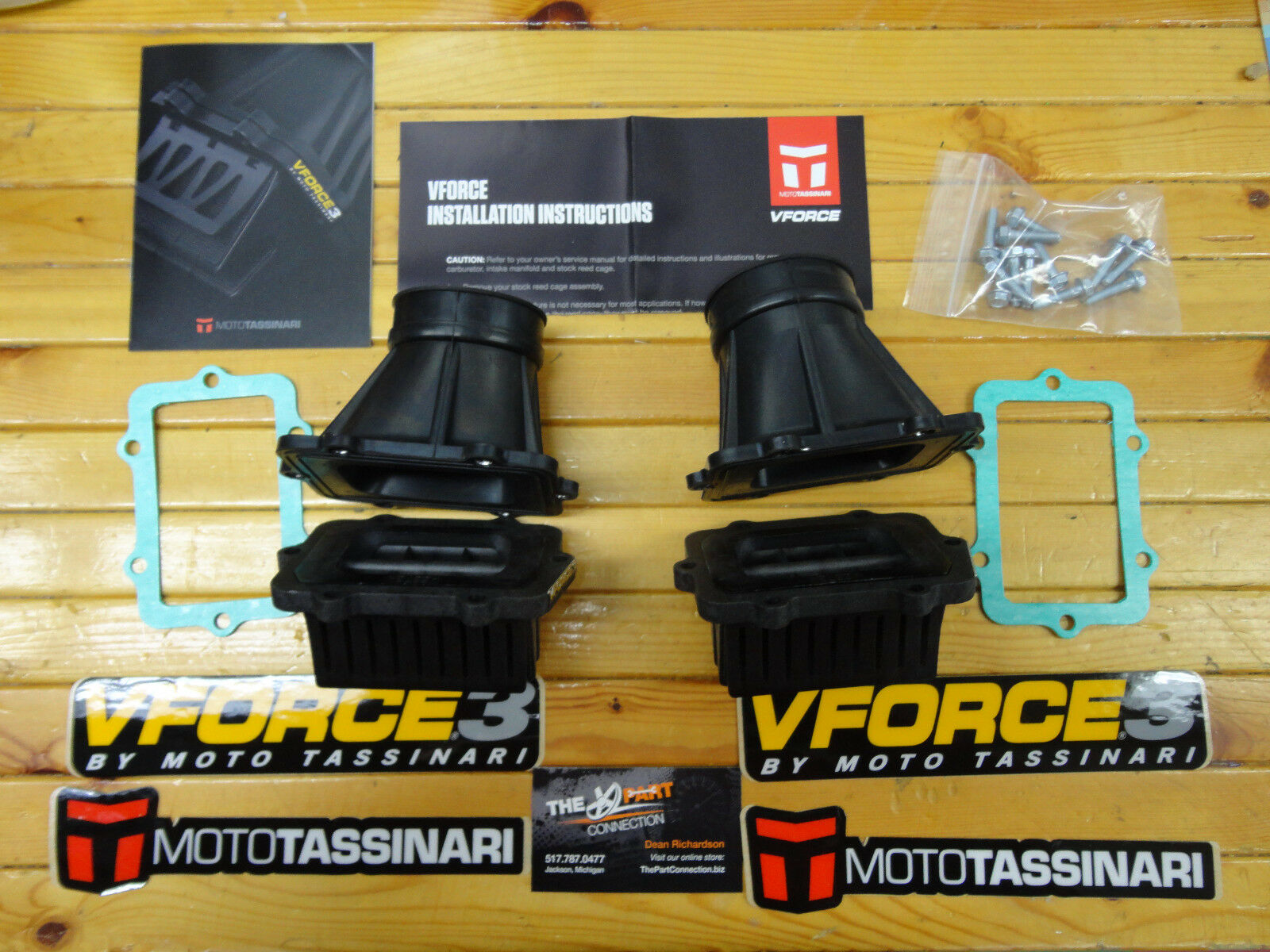 V-FORCE 3 REEDS XP CHASSIS FITS ALL 600 HO &  SDI ETEC MOTORS 2009-18 V3127-873A2  great offers