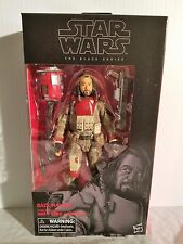 "Star Wars The Black Series Baze Malbus Rogue One 6"" Inch Action Figure"