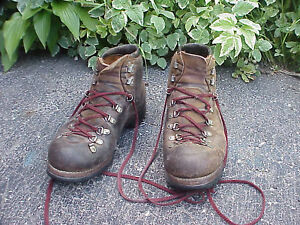 Details about Vintage 1960\'s 1970\'s Vasque Hiker II 2 Boots Mens 10