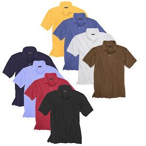 competitive price cac00 666cb Details zu Polo Herren Poloshirt XXL 100% Baumwolle shirt kurzarm polohemd  Größe 3XL - 10XL