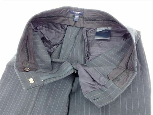 Woman Pantaloni usati B927 Burberry Authentic SSqFp6
