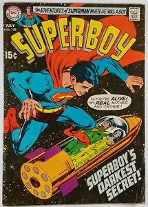 Superboy-158-FN-1969-Silver-Age-Classic-DC-Comic
