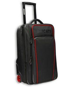 DUCATI-Ogio-Redline-T2-Handgepaeck-Trolley-Koffer-Reisetasche-Luggage-Bag-2020