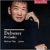 Debussy-Preludes-Audio-CD-New-FREE-amp-FAST-Delivery