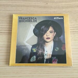 Francesca Michielin _ di20are _ CD Album digipak _ 2016 NUOVO SIGILLATO RARO!