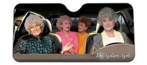 Golden Girls Windshield Sun Shade Visor - Pop Culture Novelty Car Accessory