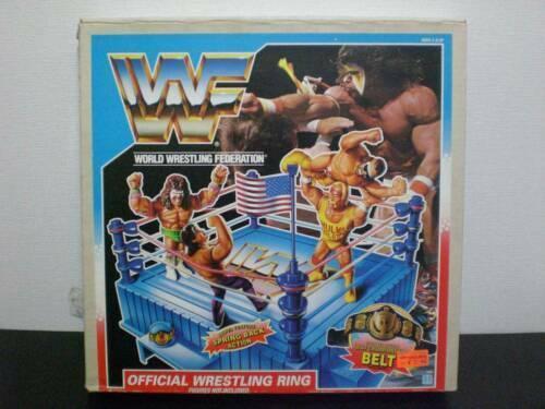 Hasbro WWF figurerar endast {65533;65533; 90-upplaga officiellt i USA s version Champion Belt =29