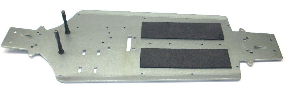 Carson 1 8 X8EB Specter X8 4S 6S Brushless 500405556 Chassisplatte CS5®