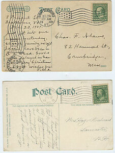 FLAG-CANCEL-1909-amp-1910-Brattleboro-amp-Newport-Vermont