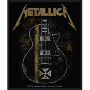 Metallica-Hetfield-Guitar-Patch-Official-New