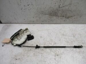 Door Lock Right Front Central 8-Polig VW Sharan (7N) 2.0 Tdi 5K2837016B
