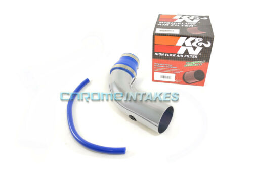 K/&N FT+BLUE RED AIR INTAKE KIT FOR 90-99 TOYOTA CELICA ST//GT//GTS 1.6L 1.8L 2.2L