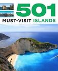501 Must-Visit Islands by A. Findlay, D. Brown, J. Brown (Paperback, 2014)