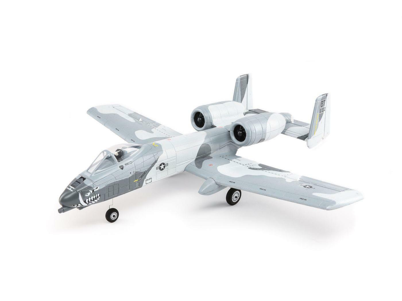 UMX A-10 BL BNF Basic A-EFLU 3750