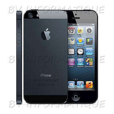 """APPLE Iphone 5 - 16 Go GRIS """"DÉBLOQUÉ TOUT OPÉRATEUR"""""""