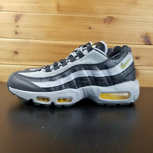 Details about Nike Air Max 95 SE Reflective Off Noir Amarillo Wolf Grey BQ6523 001 Size 7