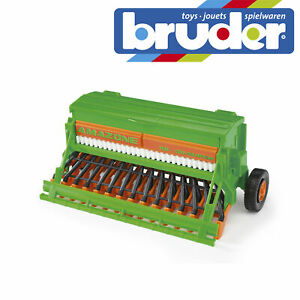 Bruder-Amazone-Seed-Sowing-Farm-Machine-Kids-Toy-Farming-Model-Scale-1-16