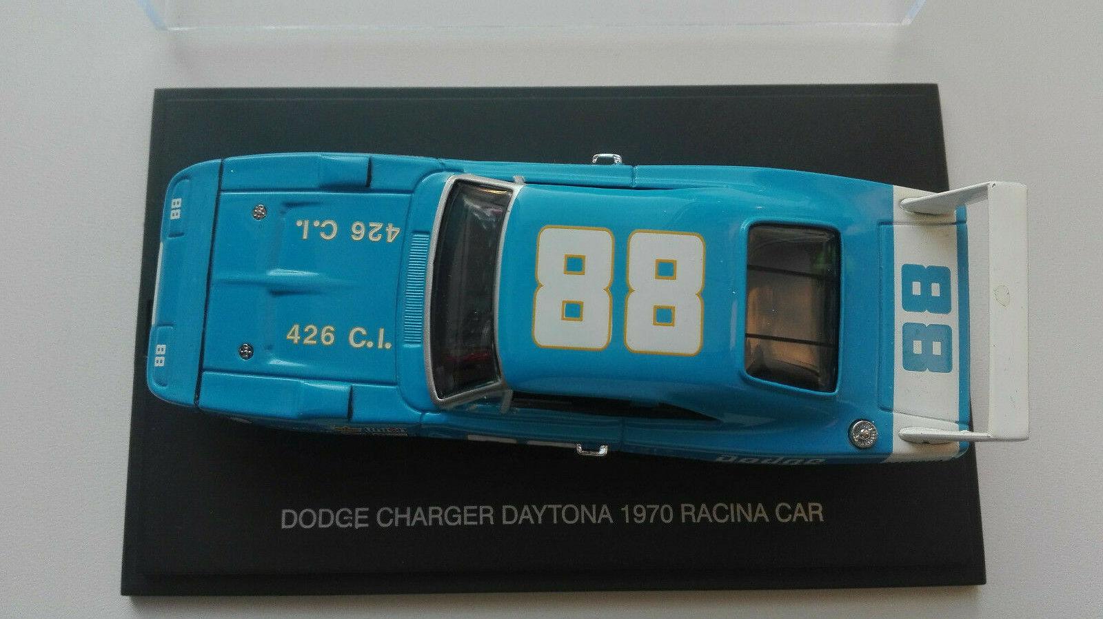 exclusivo 1 43 Dodge Charger Daytona Daytona Daytona  88 1970 Universal Hobbies Raro Exc.  al precio mas bajo