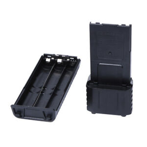 6AA-Extended-Battery-Case-Box-for-Baofeng-Radio-F8-F9-UV5R-UV5RE-Plus-NEW