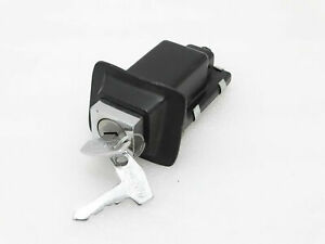 Vespa-PX-Models-Black-Seat-Lock-With-2-Keys
