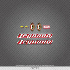 0708 Legnano Bicycle Stickers - Decals - Transfers