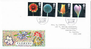 P72 1987  Flowers FDC - <span itemprop=availableAtOrFrom>Etchingham, United Kingdom</span> - P72 1987  Flowers FDC - Etchingham, United Kingdom