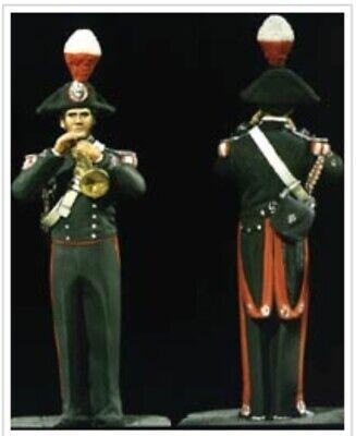 Disinteressato Ss La Fortezza 54 Mm - Trombettista Della Banda Dei Carabinieri (italia, 1997) Ampia Selezione;