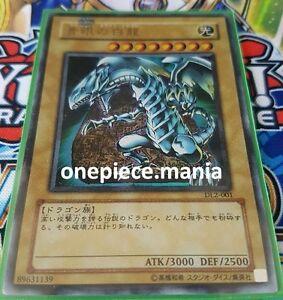 Yu-Gi-Oh-CARTE-NEUVE-ULTRA-RARE-N-DL2-001-Blue-Eyes-White-Dragon