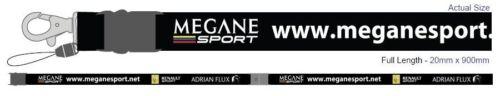 Renault Sport Megane Sport Official Lanyard