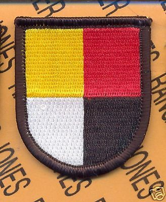 US Army 3rd Special Forces Group Airborne SFGA Beret Flash patch #2D m/e