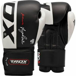 RDX-Cowhide-Leather-Boxing-Gloves-for-Training-amp-Muay-Thai-Sparring-Mitts-New