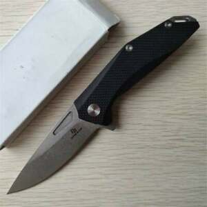 Hot-selling high-quality tactical sharp wild survival high-quality folding knife