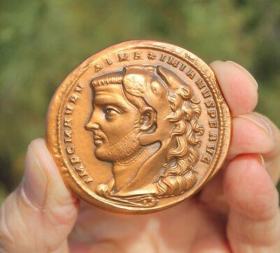 Nr 145/500 Roman Emperor Maximianus Herculius Precise France Medaille