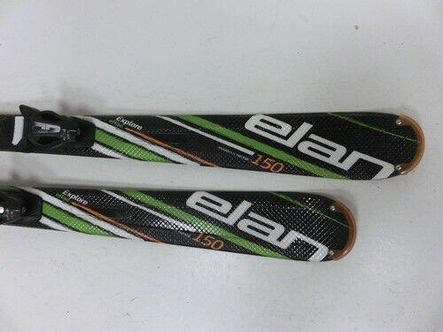 Ski Rocker Elan Explore mit Bindung, 150cm (FF414)