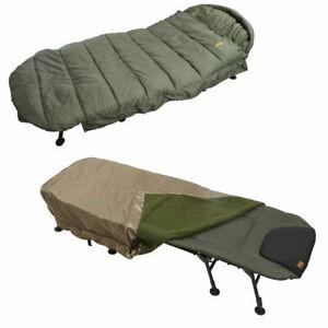 Prologic-Cruzade-Sleeping-Bag-Thermo-Armour-Comfort-Cover-NEW